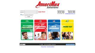 Amerimex Agent Portal