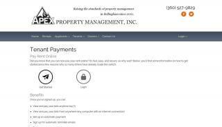 Apex Payment Portal