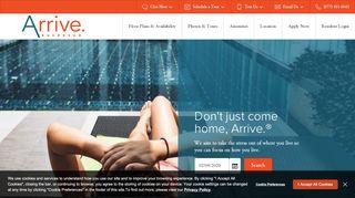Arrive Buckhead Resident Portal