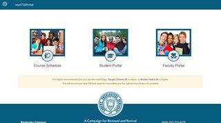 Asbury Seminary Student Portal