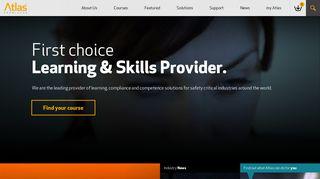 Atlas Training Portal