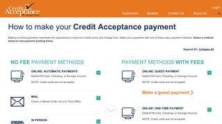 Cac Payment Portal