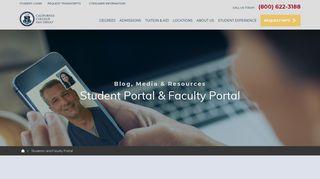 California College Student Portal