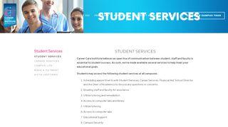 Cci Student Portal