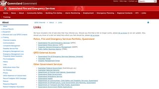 Department Of Emergency Services Portal