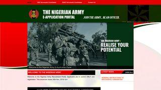 Dssc Recruitment Portal