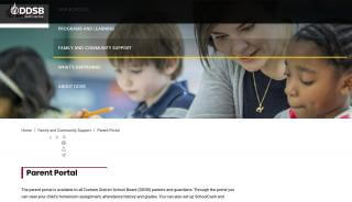 Durham District School Board Parent Portal