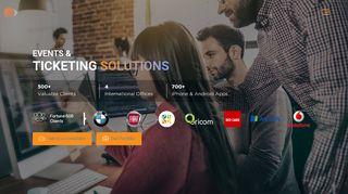 Eticketing Portal Development