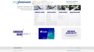 Flyembraer Customer Portal