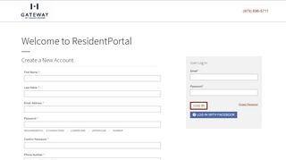 Gateway College Station Resident Portal