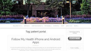 Haller Hug Patient Portal