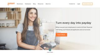 Instant Pay Portal