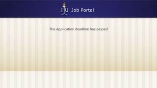 Itu Job Portal