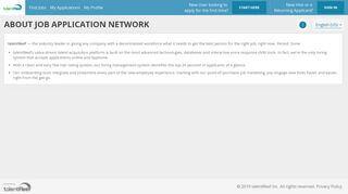 Job App Portal