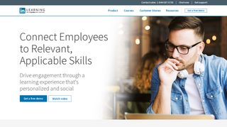 Linkedin Learning Portal