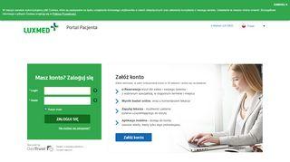 Luxmed Portal Pacjenta