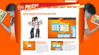 Meep Together Parent Portal