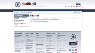 Mhs Learning Portal