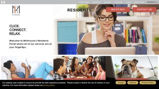 Milehouse Resident Portal