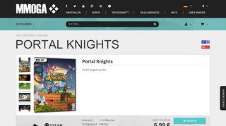 Mmoga Portal Knights