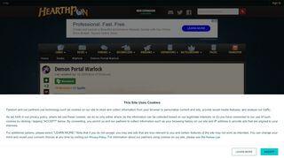 Portal Warlock