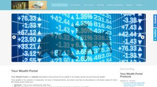 Portal Wealthy