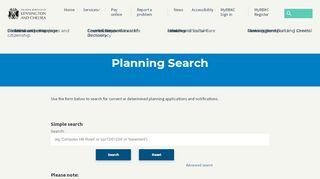 Rbkc Planning Portal