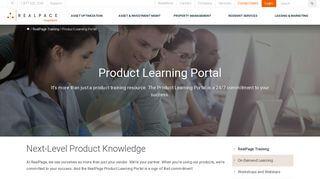 Realpage Training Portal