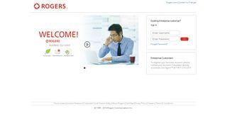 Rogers Bss Portal