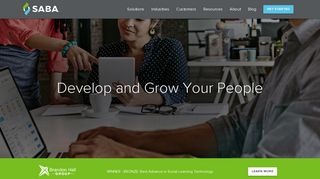 Saba Learning Portal