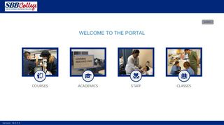 Santa Barbara Business College Portal