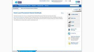 Sbi Home Loan Login Portal
