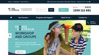 Senses Australia Staff Portal