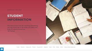 Sherman College Portal