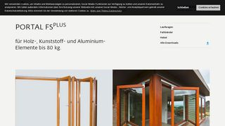 Siegenia Fs Portal