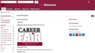 Thaddeus Stevens College Portal