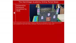 The Hermitage Academy Online Portal