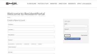 U Suites Resident Portal