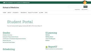 Uasom Student Portal