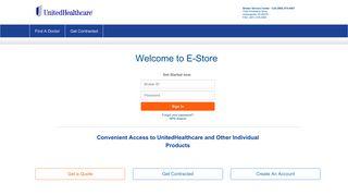 United Health One Broker Portal