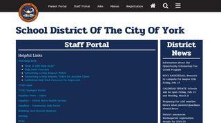 Ycs K12 Pa Us Staff Portal