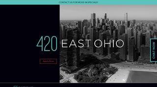 420 East Resident Portal