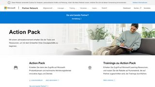 Action Pack Portal