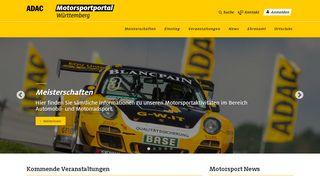 Adac Motorsport Portal