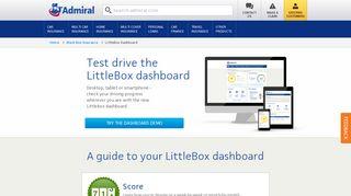 Admiral Little Box Portal