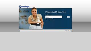Adp Globalview Utc Login