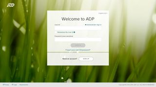 Adp Portal Login Workforce