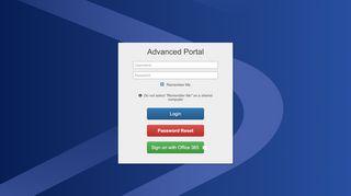 Advanced Supply Chain Portal
