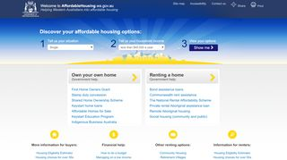 Affordable Housing Portal