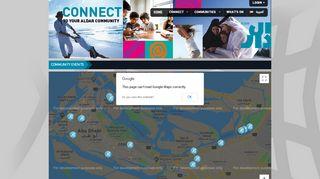 Aldar Community Portal